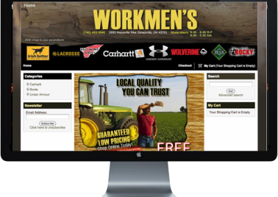 Workmen's Clothing
